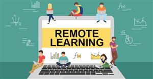 Remote Learning Only - 9-17-2020